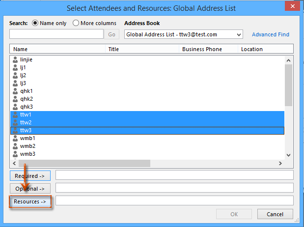 How to send meeting invitation with Bcc in Outlook