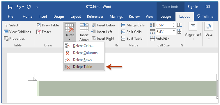 insert pdf background into word