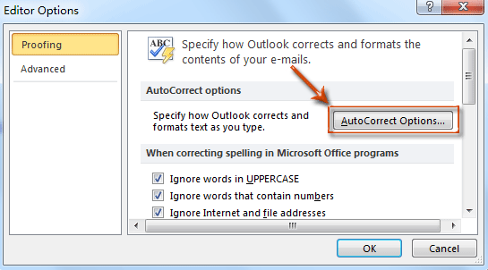 Microsoft Word Capitalize First Letter