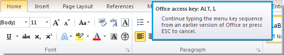attach a scanned document in word