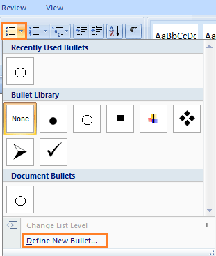 how to add checkbox in word doc