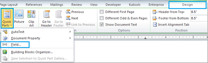 insert pdf into word doc