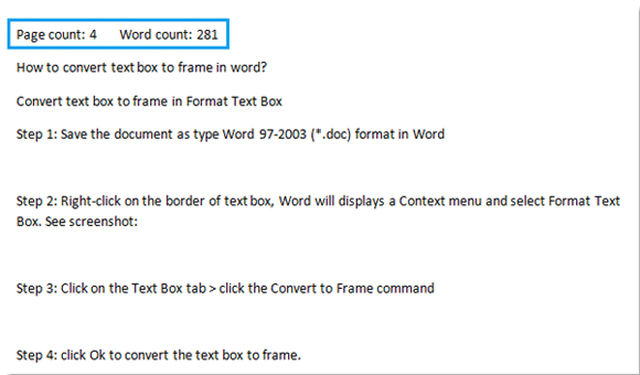how to avoid page number on front page in word