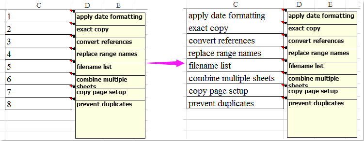 how to add comments to excel cells