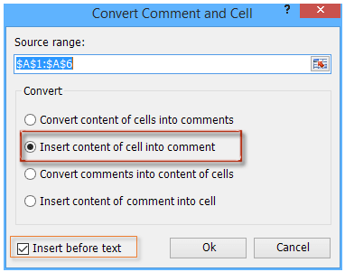 shot convert between comment and cell 4