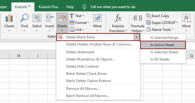 how to delete multiple rows in excel using keyboard