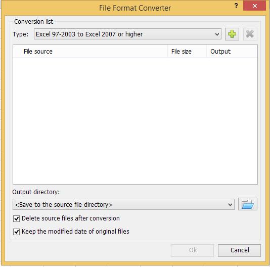 shot convert file format 001