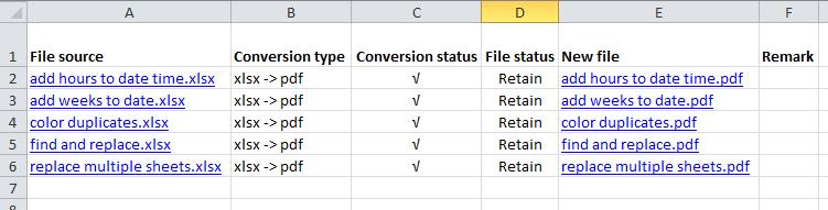 shot convert file format 007