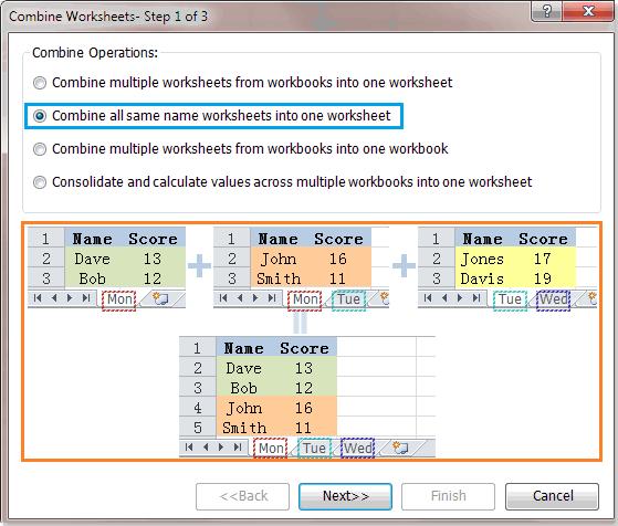 Excel Arbeitsblätter Umbenennen : Kutools für excel so einfach arbeitsblätter zu