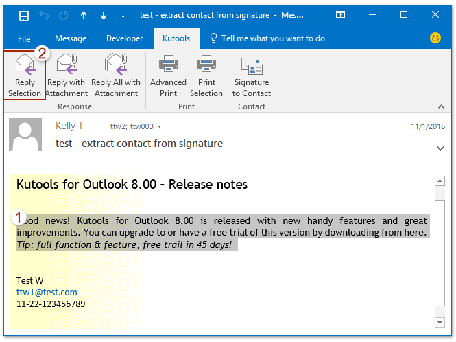 how to send a no reply email outlook